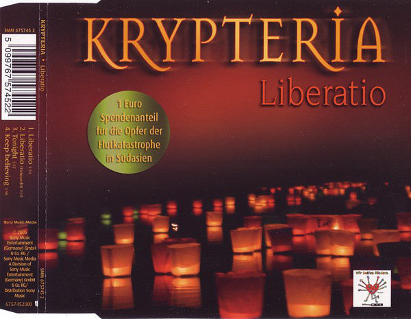Krypteria ‎– Liberatio (087)