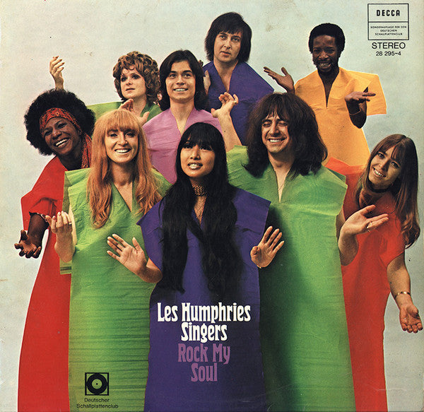 Les Humphries Singers ‎– Rock My Soul