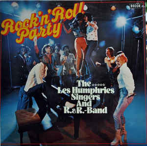 Les Humphries Singers ‎– Rock 'n' Roll Party