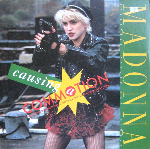 Madonna ‎– Causing A Commotion