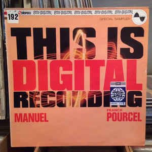 Manuel* / Franck Pourcel ‎– This Is Digital Recording