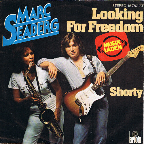 Marc Seaberg ‎– Looking For Freedom
