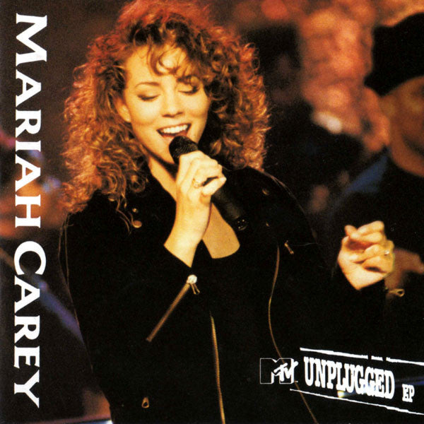 Mariah Carey ‎– MTV Unplugged EP (072)