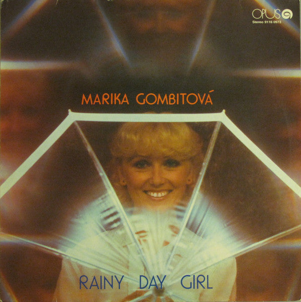 Marika Gombitová ‎– Rainy Day Girl