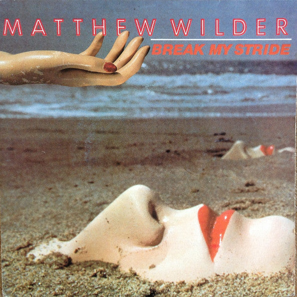 Matthew Wilder ‎– Break My Stride
