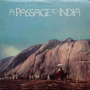Maurice Jarre ‎– A Passage To India (Original Motion Picture Soundtrack)