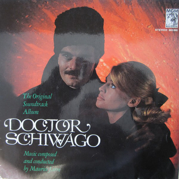 Maurice Jarre ‎– Doctor Schiwago - The Original Soundtrack Album