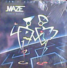 Maze Featuring Frankie Beverly ‎– Can't Stop The Love