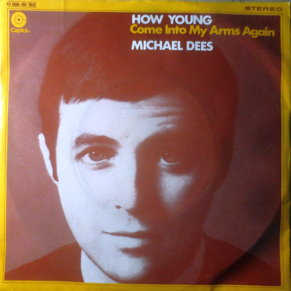 Michael Dees (2) ‎– How Young