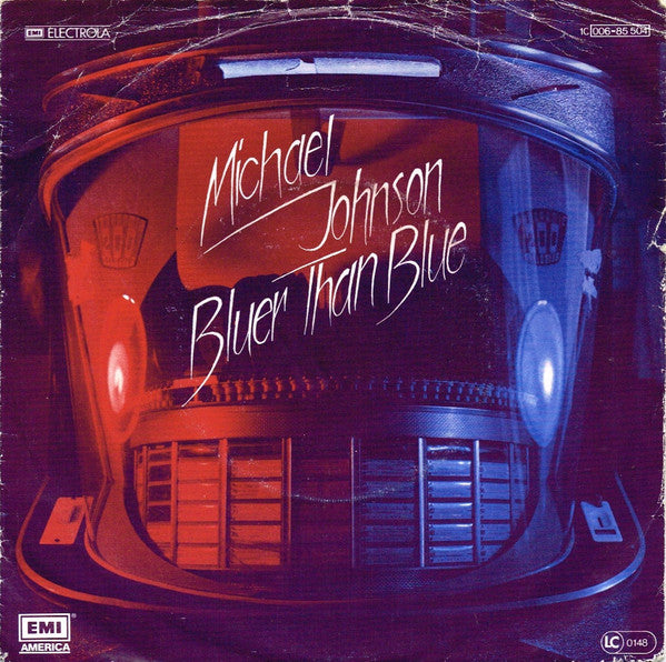 Michael Johnson (5) ‎– Bluer Than Blue / Two In Love