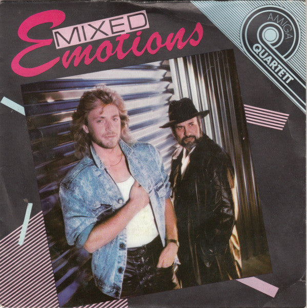 Mixed Emotions ‎– Mixed Emotions