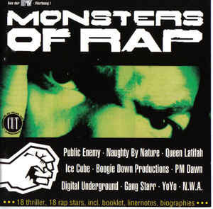 Monsters Of Rap (152)