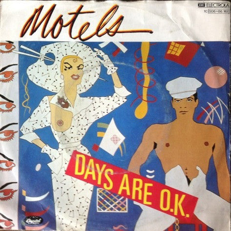 Motels* ‎– Days Are O.K.