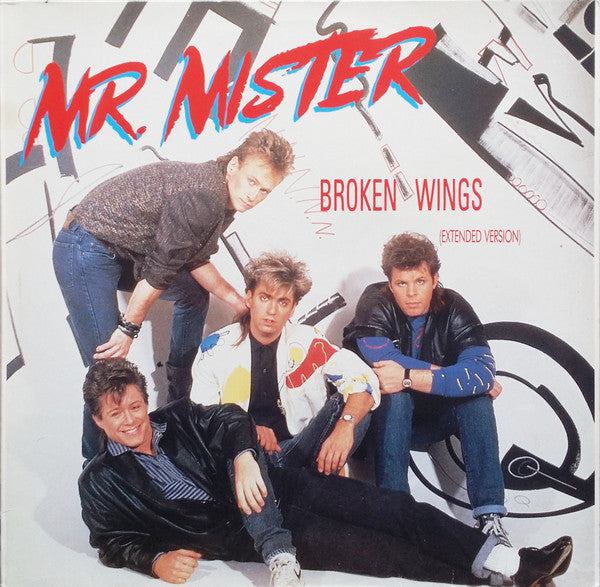 Mr. Mister ‎– Broken Wings (Extended Version)