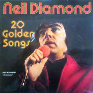 Neil Diamond ‎– 20 Golden Songs
