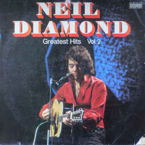 Neil Diamond ‎– Greatest Hits Vol. 2