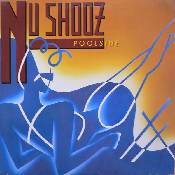 Nu Shooz ‎– Poolside