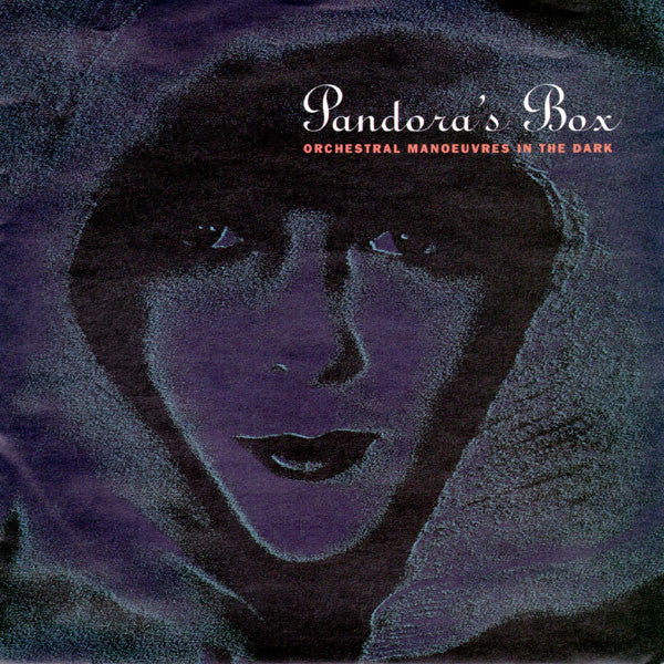 Orchestral Manoeuvres In The Dark ‎– Pandora's Box
