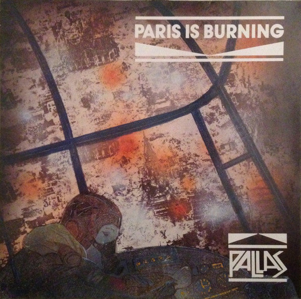 Pallas (2) ‎– Paris Is Burning