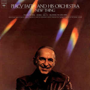 Percy Faith And His Orchestra* ‎– New Thing
