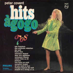 Peter Covent Band ‎– Hits A-Go-Go 67/68