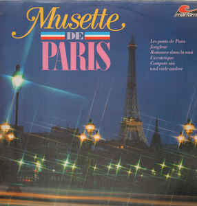 Pierre Beaumont ‎– Musette De Paris