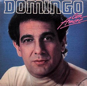 Placido Domingo ‎– Domingo: Con Amore