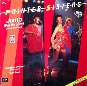 Pointer Sisters ‎– Jump (For My Love)