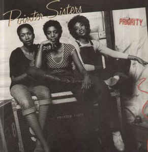 Pointer Sisters ‎– Priority