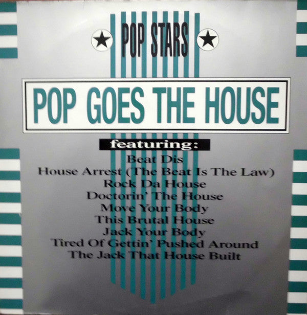 Pop Stars ‎– Pop Goes The House