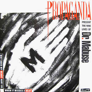 Propaganda ‎– The Nine Lives Of Dr. Mabuse
