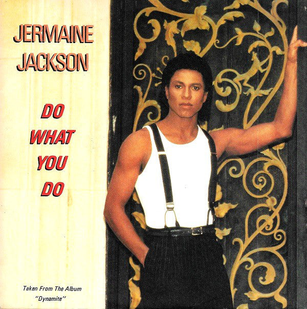 Jermaine Jackson ‎– Do What You Do