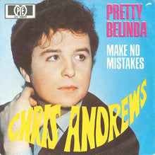 Chris Andrews (3) ‎– Pretty Belinda
