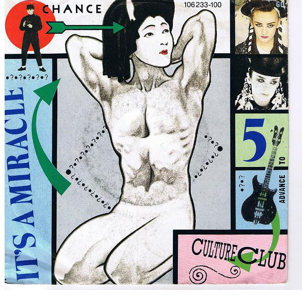 Culture Club ‎– It's A Miracle