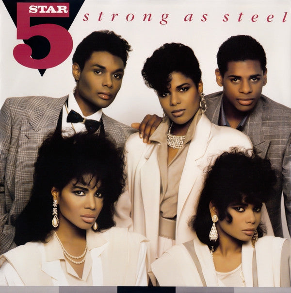 5 Star* ‎– Strong As Steel