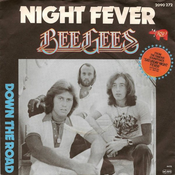 Bee Gees ‎– Night Fever