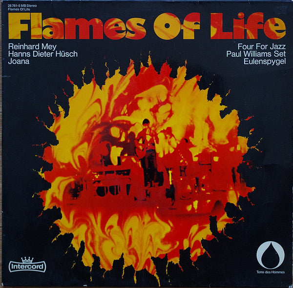 Various ‎– Flames Of Life