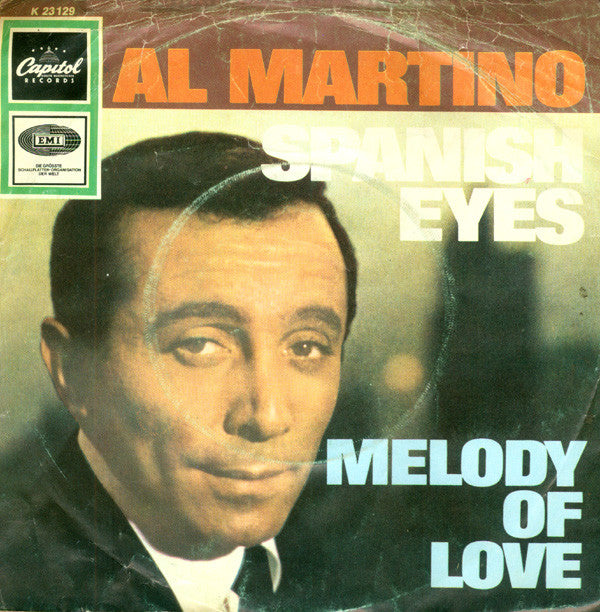 Al Martino ‎– Spanish Eyes