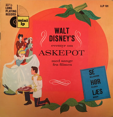 Unknown Artist ‎– (Walt Disney's) Askepot