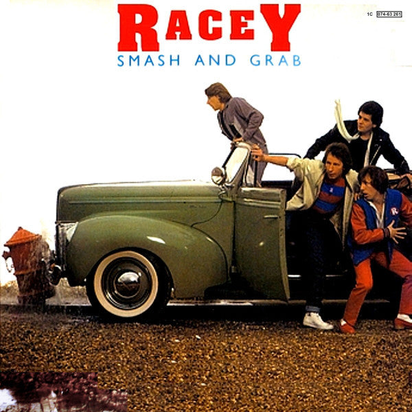 Racey ‎– Smash And Grab