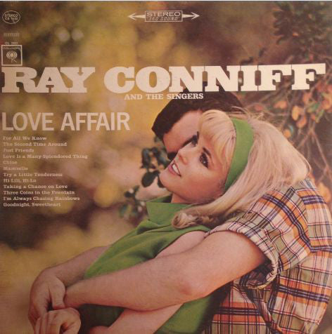 Ray Conniff And The Singers ‎– Love Affair