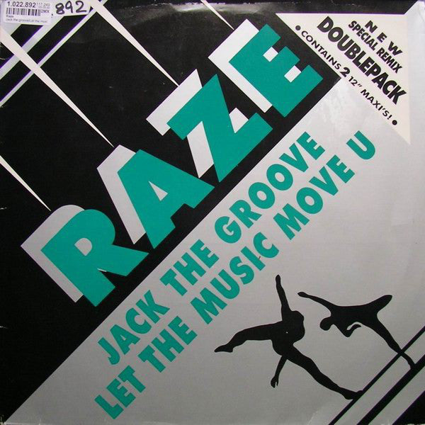 Raze ‎– Jack The Groove / Let The Music Move U