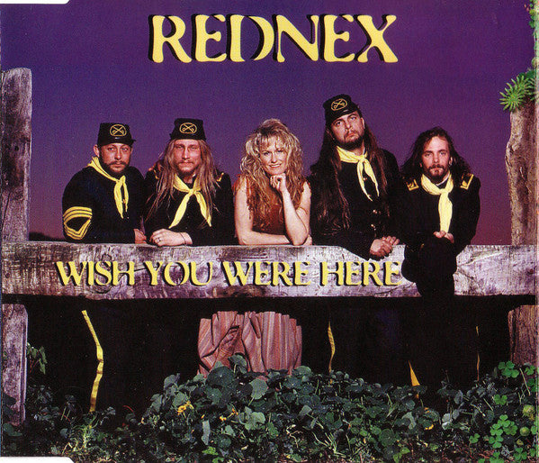 Rednex ‎– Wish You Were Here (028)