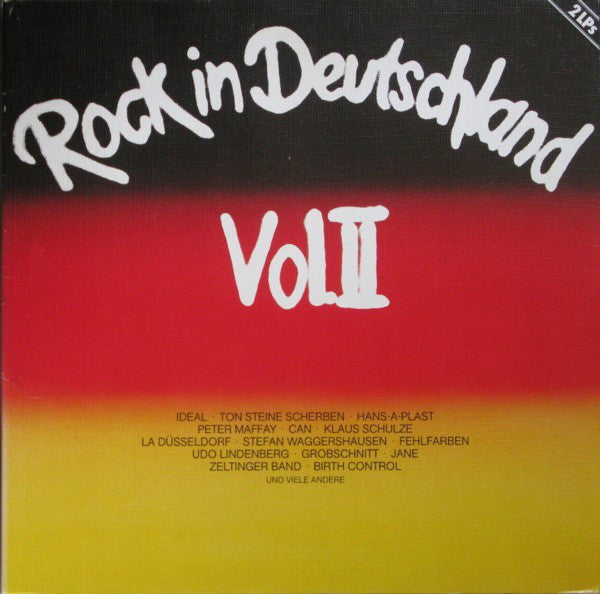 Rock In Deutschland Vol. II