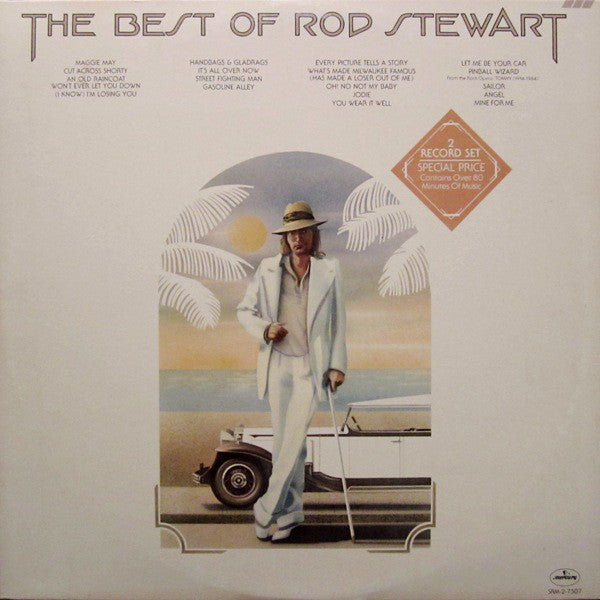 Rod Stewart ‎– The Best Of Rod Stewart