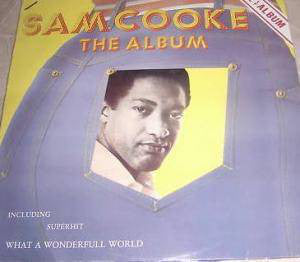 Sam Cooke ‎– Sam Cooke - The Album