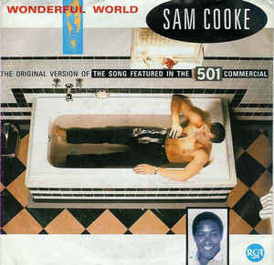 Sam Cooke ‎– Wonderful World