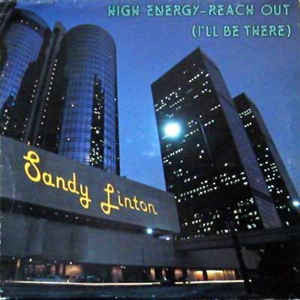 Sandy Linton ‎– High Energy