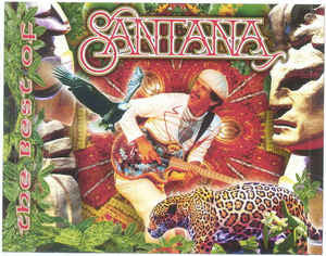 Santana ‎– The Best Of Santana (172)