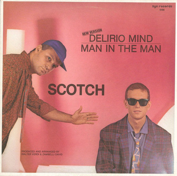 Scotch ‎– Delirio Mind (New Version)